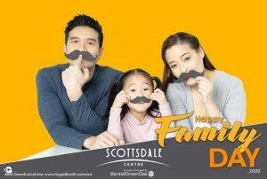 Scottsdale Centre - Family Day 2020